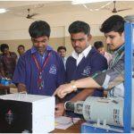 EEE students - Best college for EEE in Tamilnadu