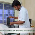 Infrared Spectroscopy - Best Science College in Tamilnadu