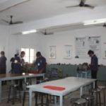 Vehicle Maintenance Lab - Best Engineering college in Coimbatore