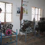 Automotive Lab - Best Engineering college in Coimbatore