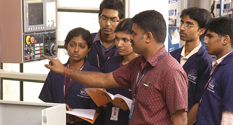 Engineering at KAHE - Top Engineering College in Tamilnadu